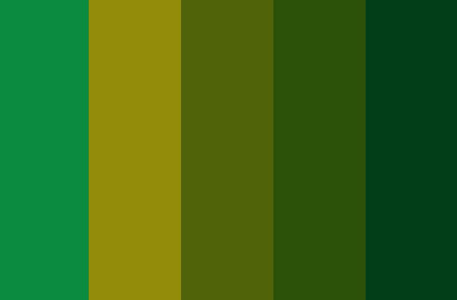 Herramientas para generar combinaciones de colores